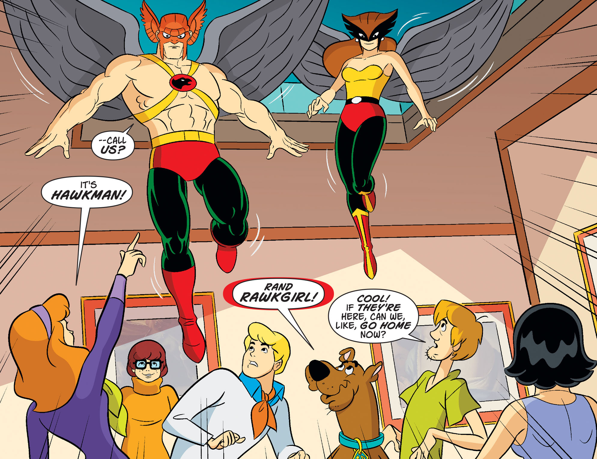 Read online Scooby-Doo! Team-Up comic -  Issue #33 - 7