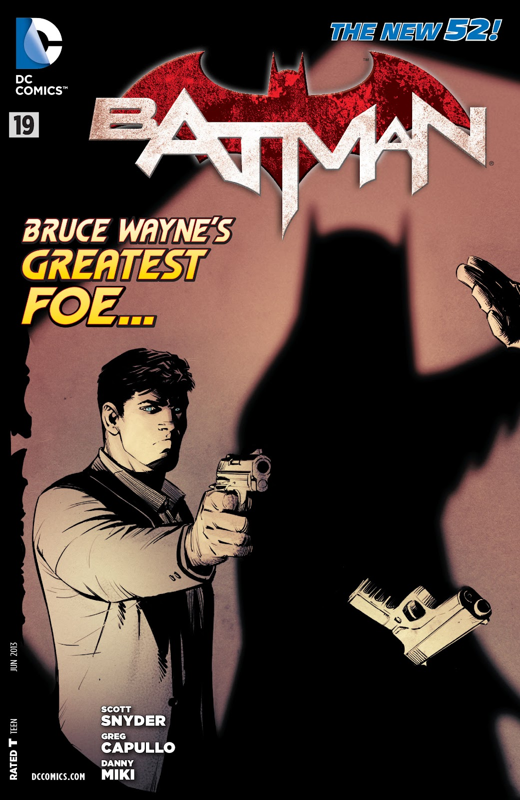 Batman (2011) Issue #19 #34 - English 30