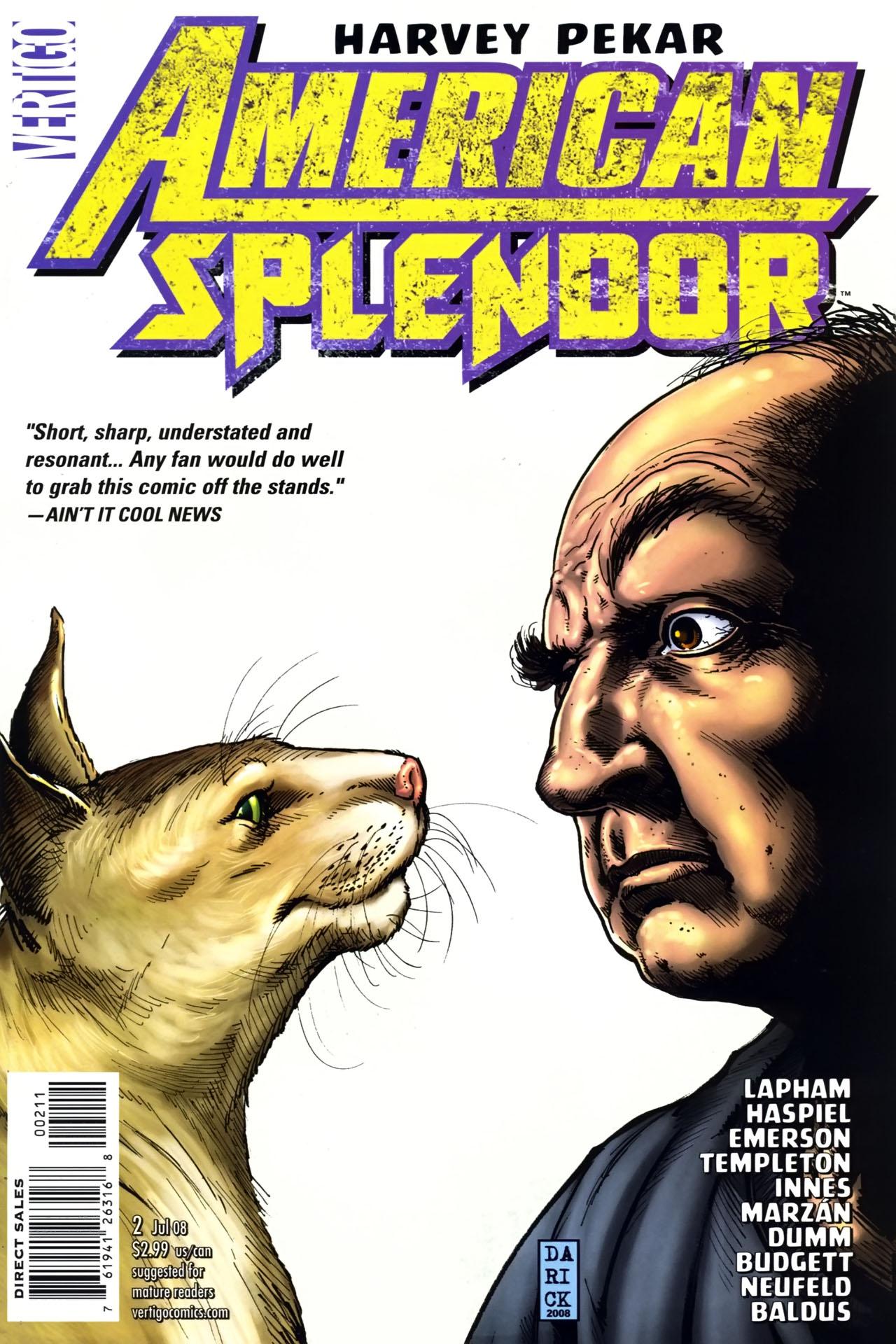 American Splendor (2008) 2 Page 1