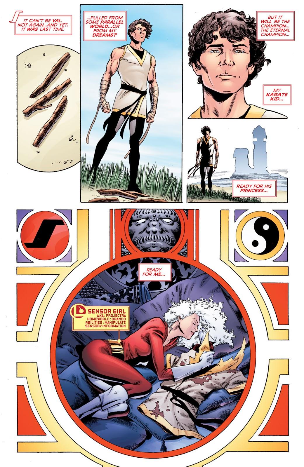 Legion of Super-Heroes (2010) Issue #6 #7 - English 26