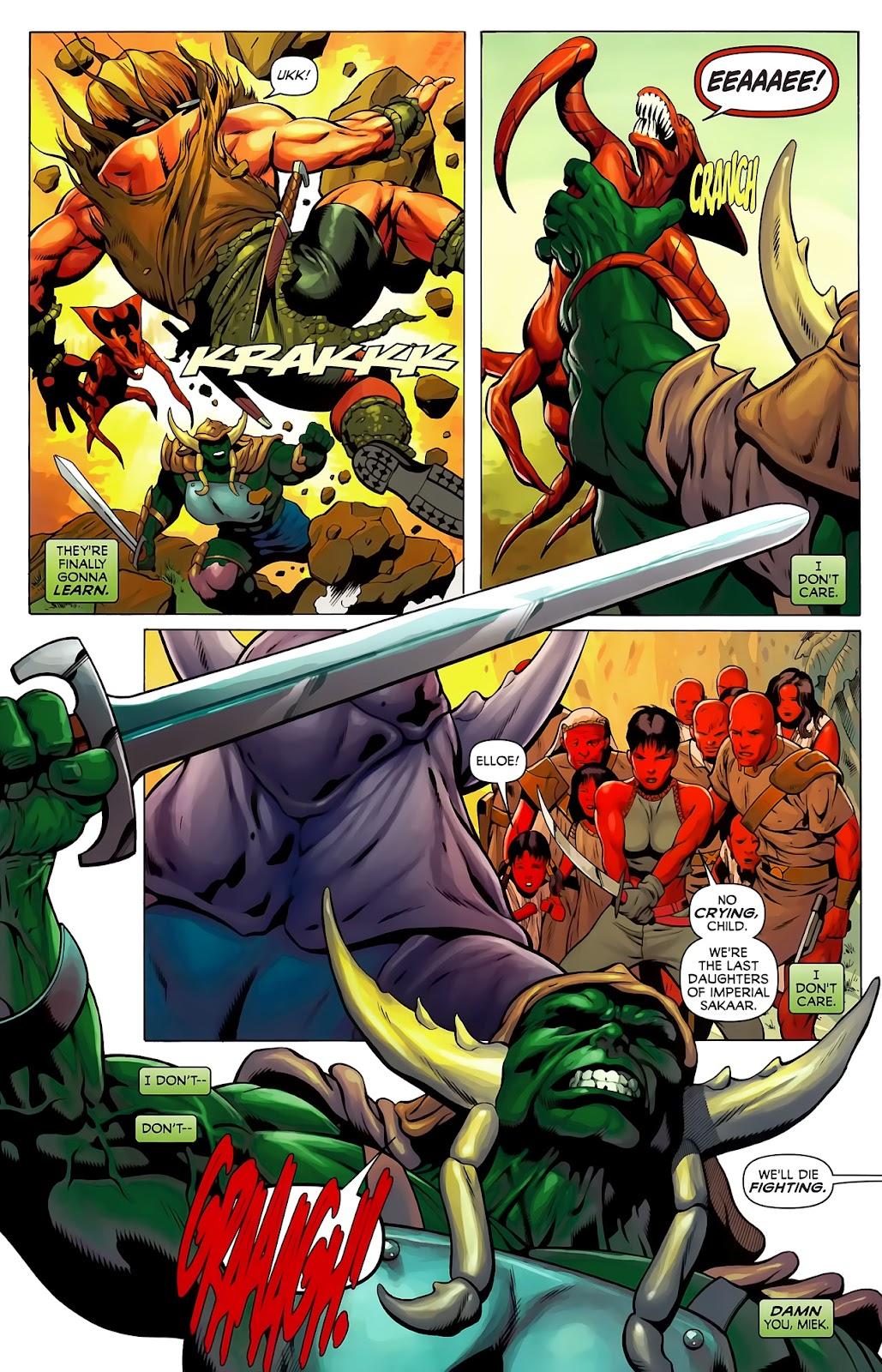 Incredible Hulks (2010) Issue #625 #15 - English 9