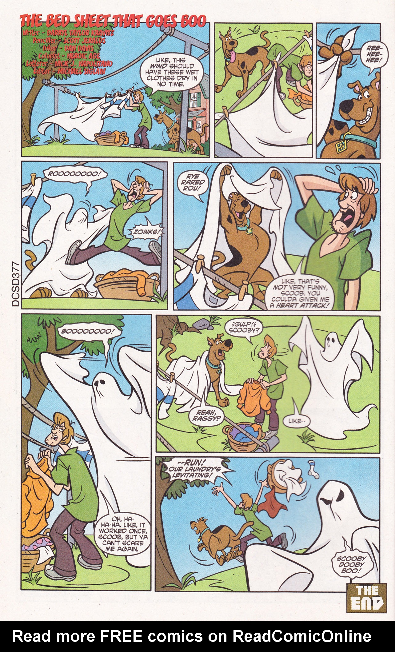 Read online Scooby-Doo (1997) comic -  Issue #110 - 36