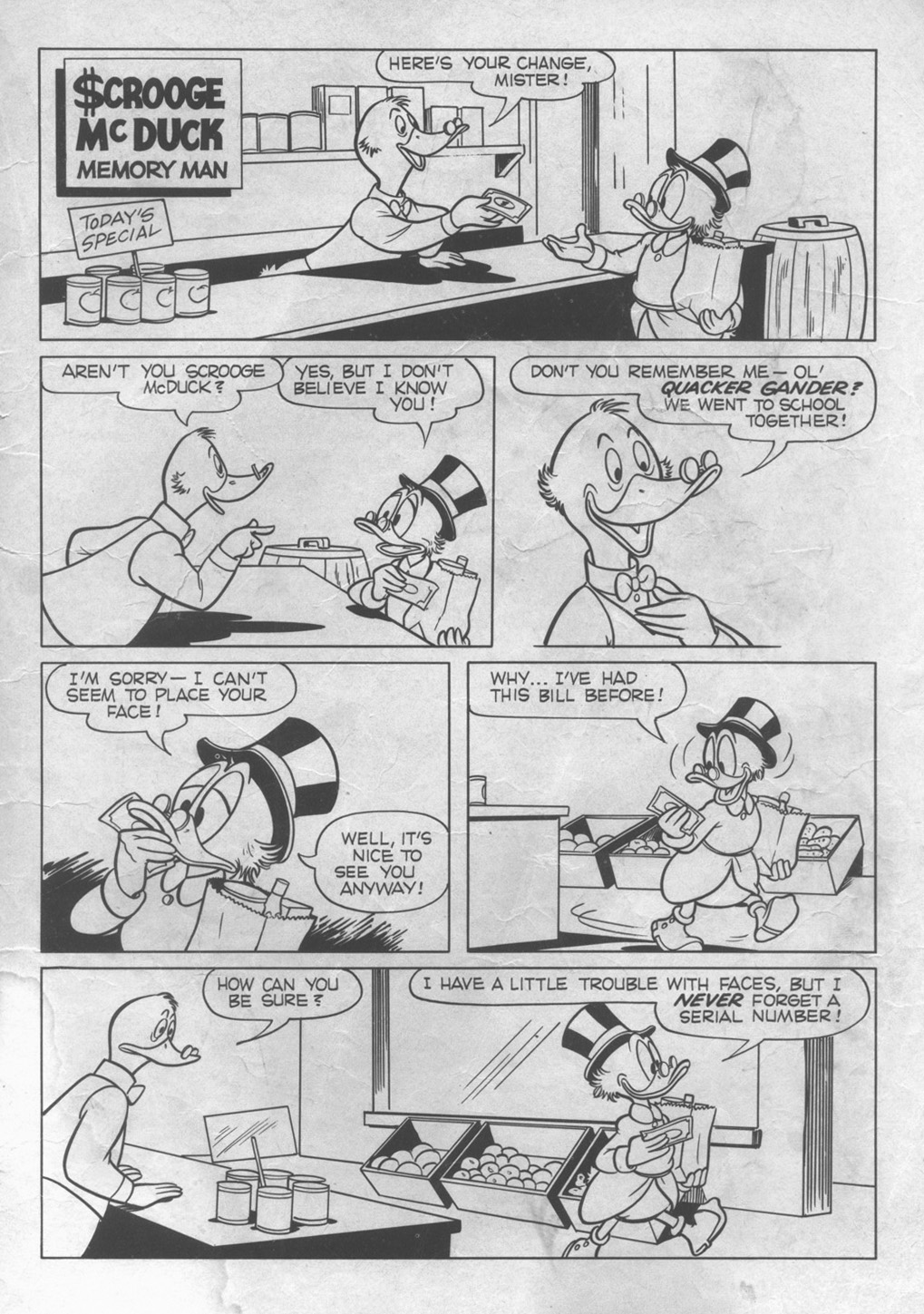Uncle Scrooge (1953) Issue #36 #36 - English 33
