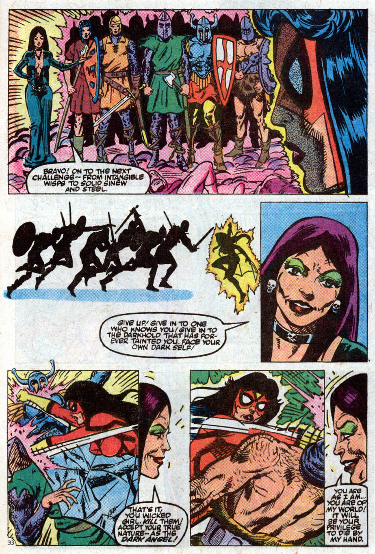 Spider-Woman (1978) #50 #50 - English 35