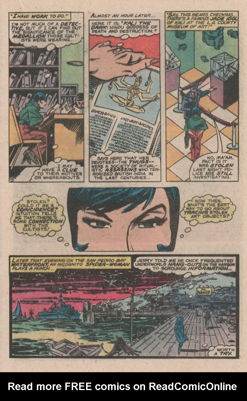 Spider-Woman (1978) Issue #14 #14 - English 10
