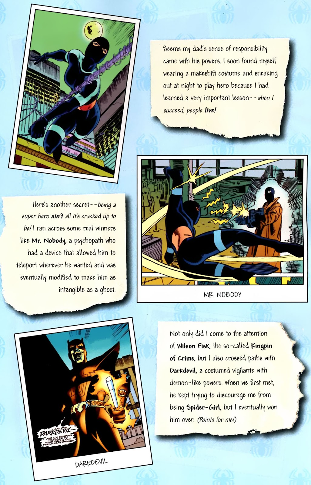Amazing Spider-Girl Issue #0 #1 - English 7