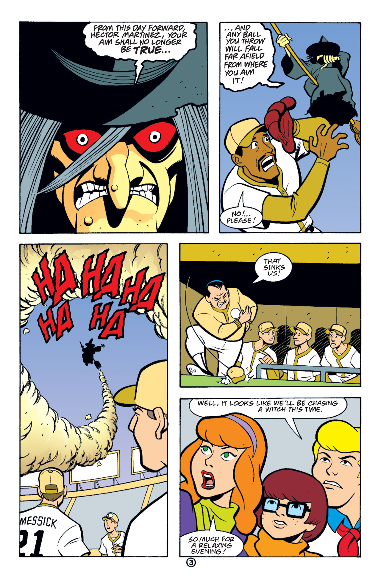 Read online Scooby-Doo (1997) comic -  Issue #37 - 16