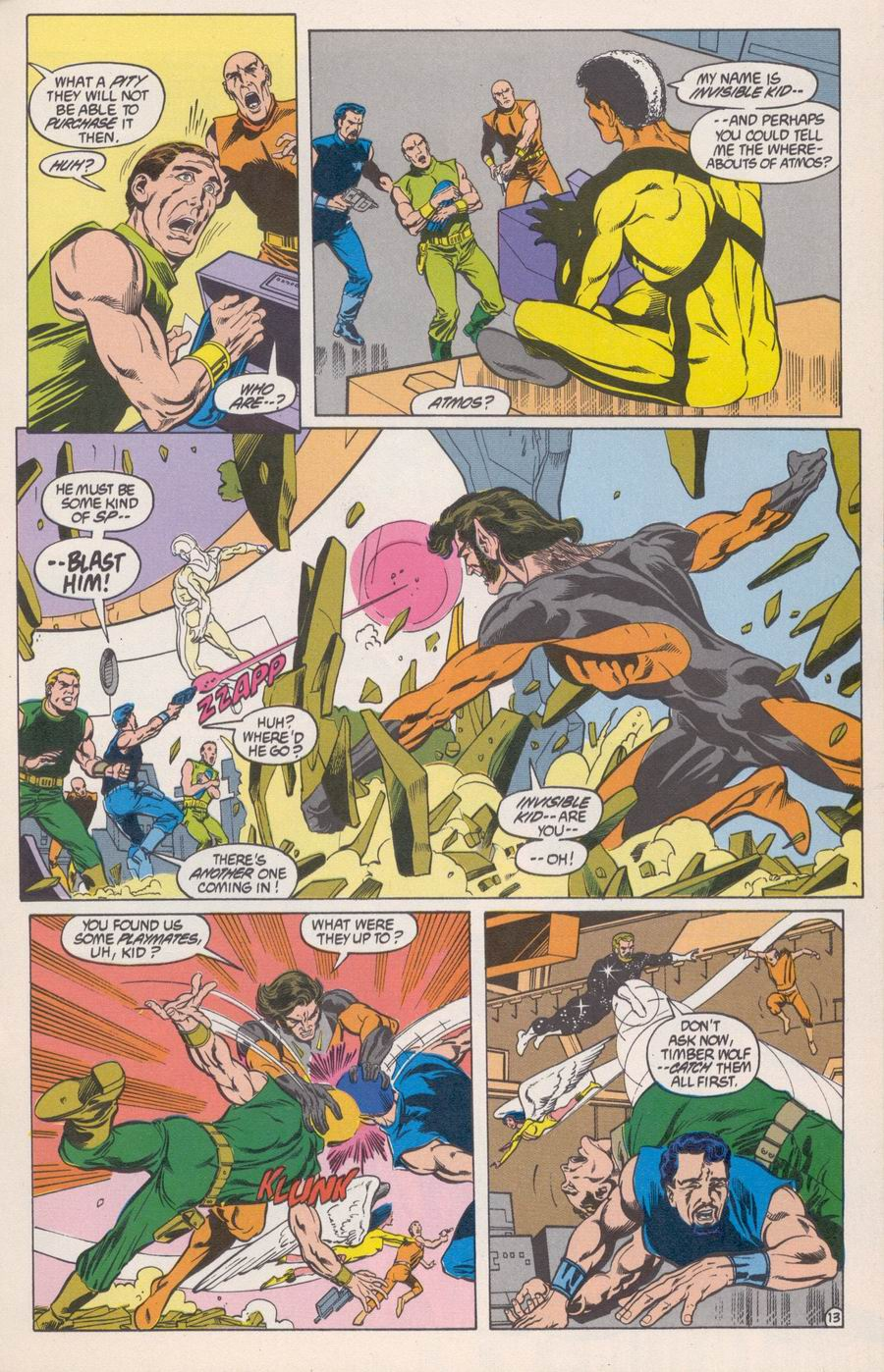 Tales of the Legion Issue #353 #40 - English 12