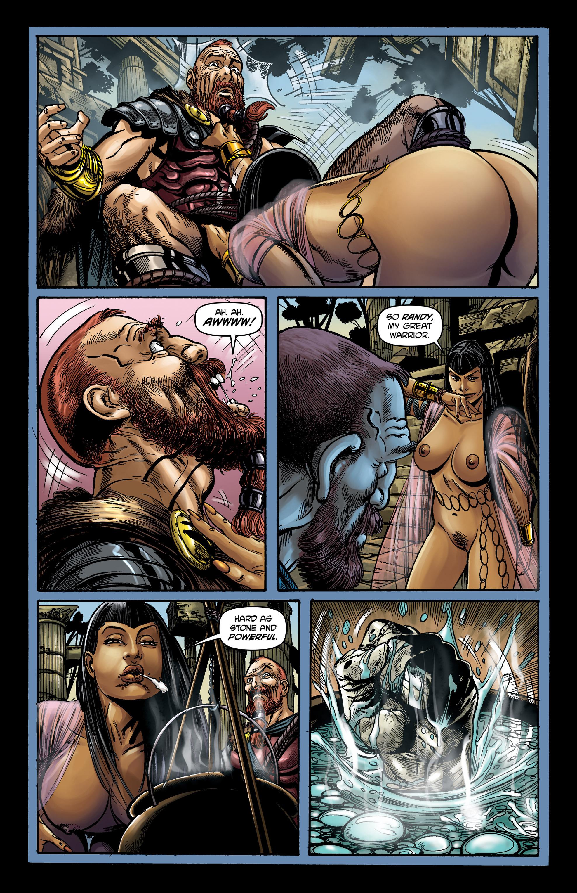Read online Belladonna comic -  Issue #0 - 16
