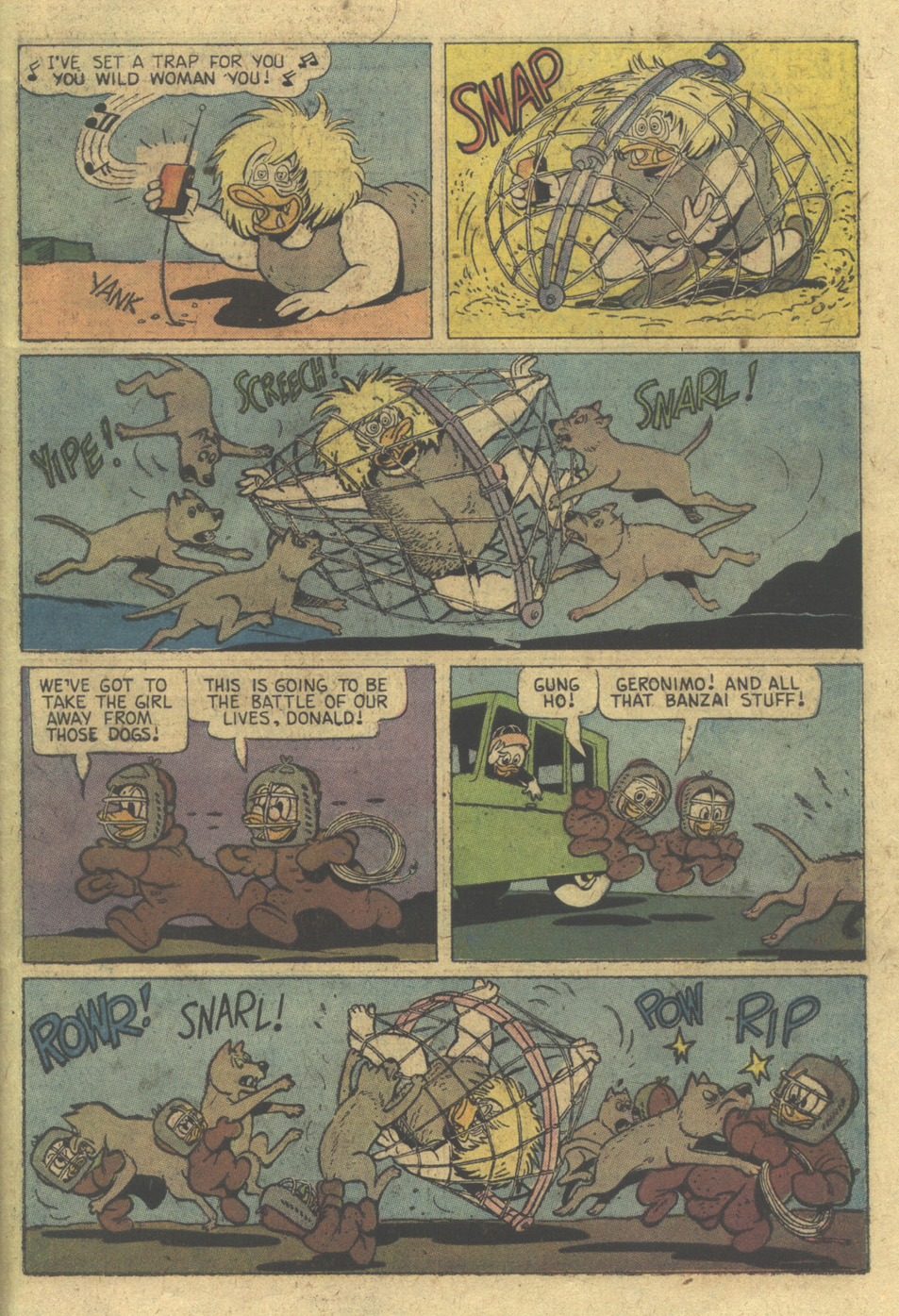 Uncle Scrooge (1953) Issue #128 #128 - English 27