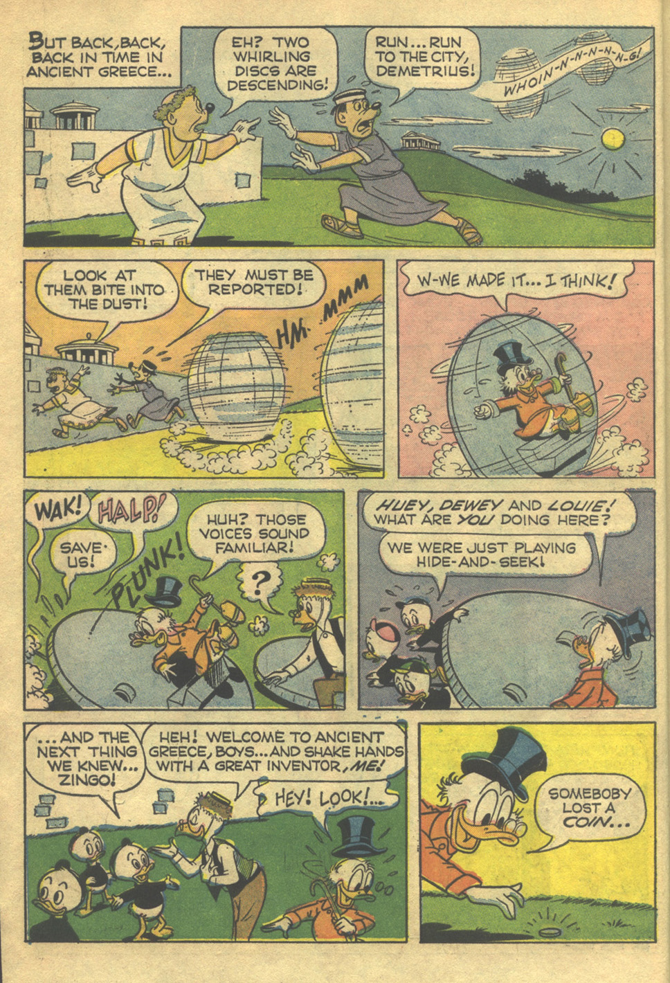 Uncle Scrooge (1953) Issue #75 #75 - English 6