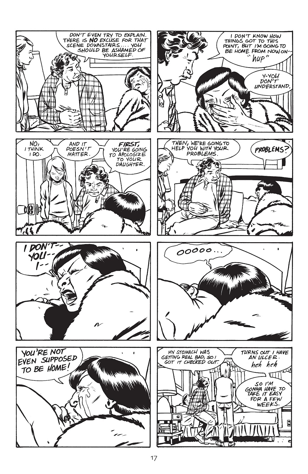 Stray Bullets Issue #7 #7 - English 19