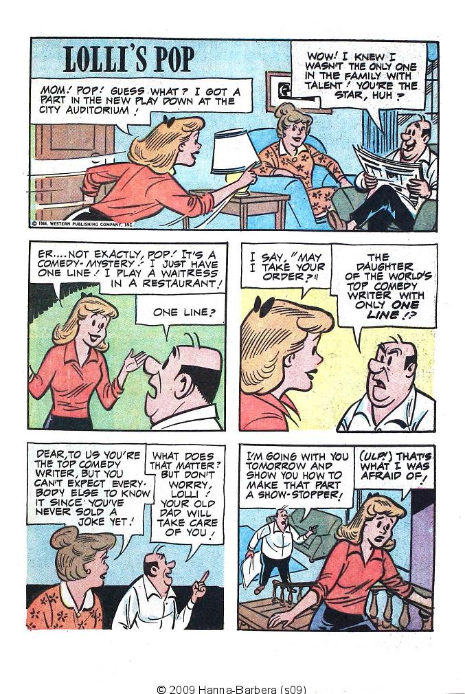 Read online Scooby-Doo... Where Are You! (1970) comic -  Issue #10 - 29