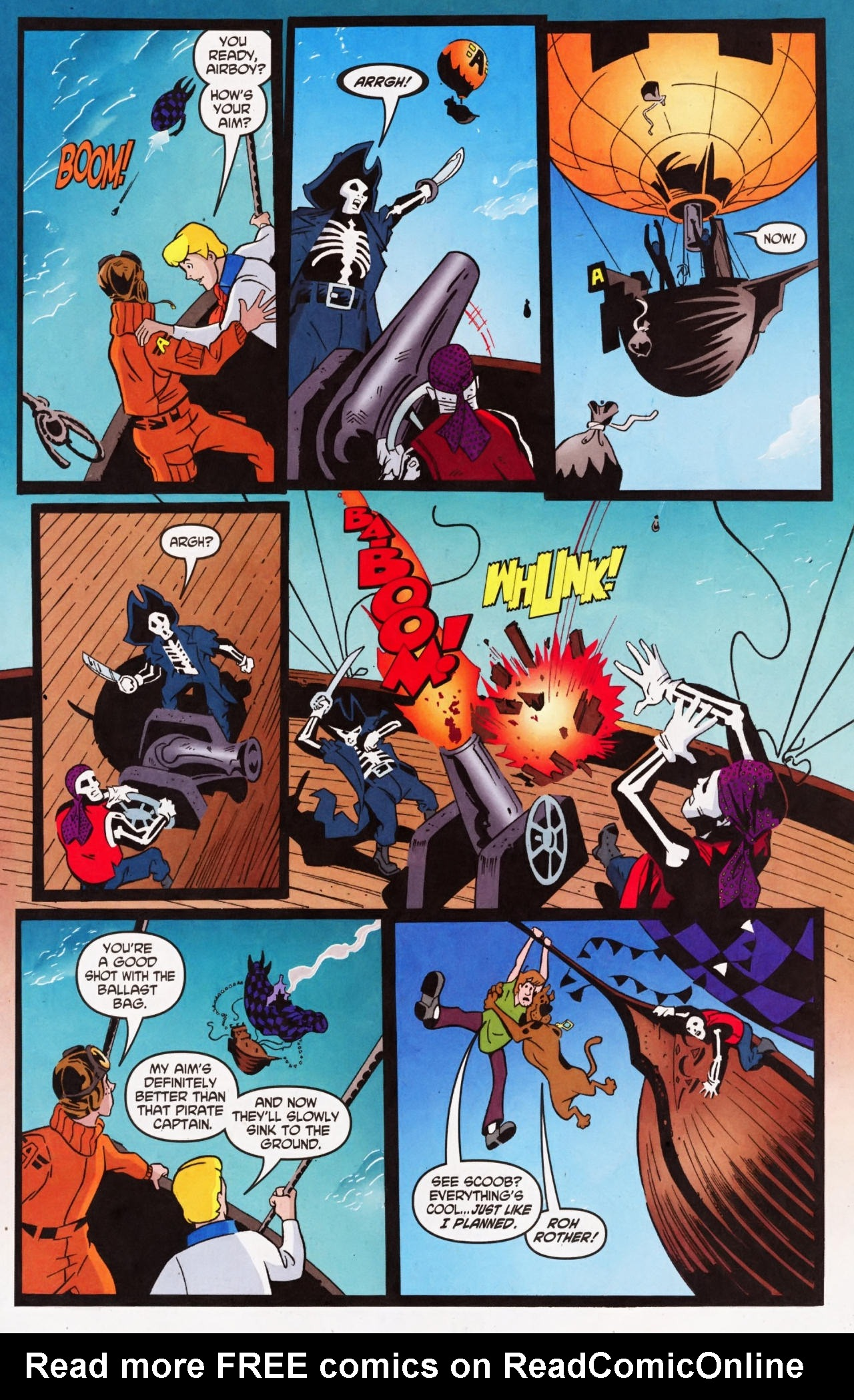 Read online Scooby-Doo (1997) comic -  Issue #132 - 8