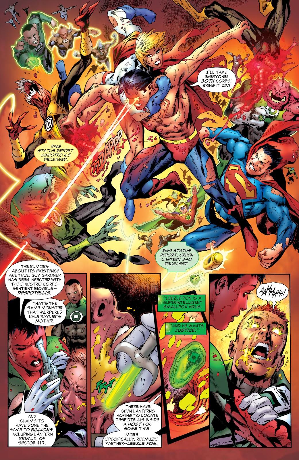 Green Lantern: The Sinestro Corps War Full #1 - English 278