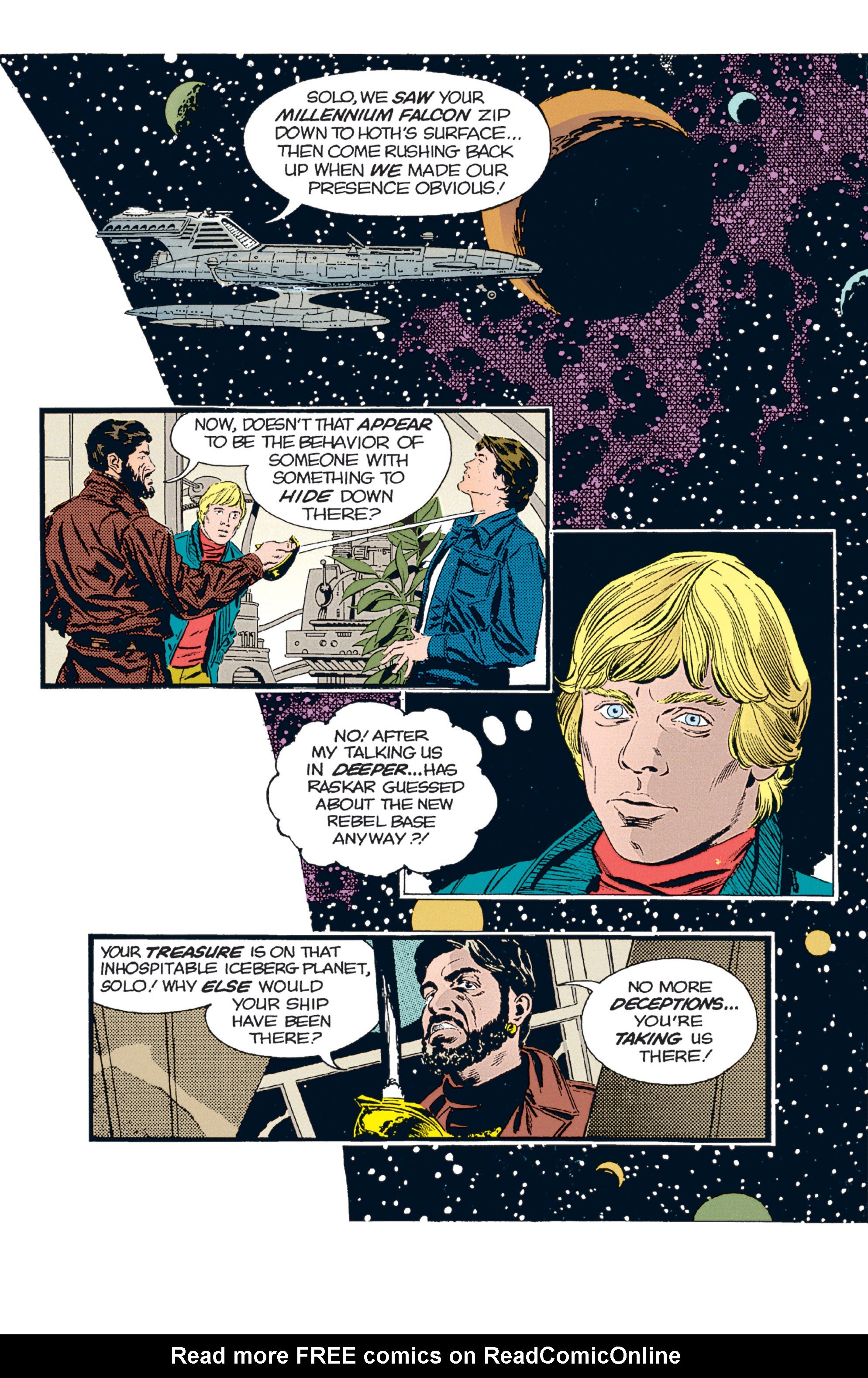 Classic Star Wars #19 #19 - English 20