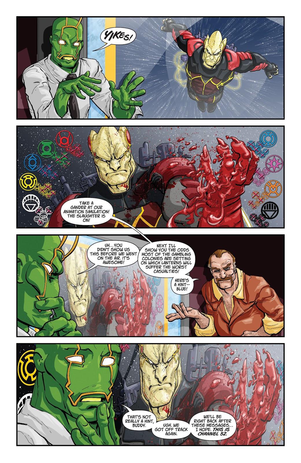 Batman (2011) Issue #24 #43 - English 56