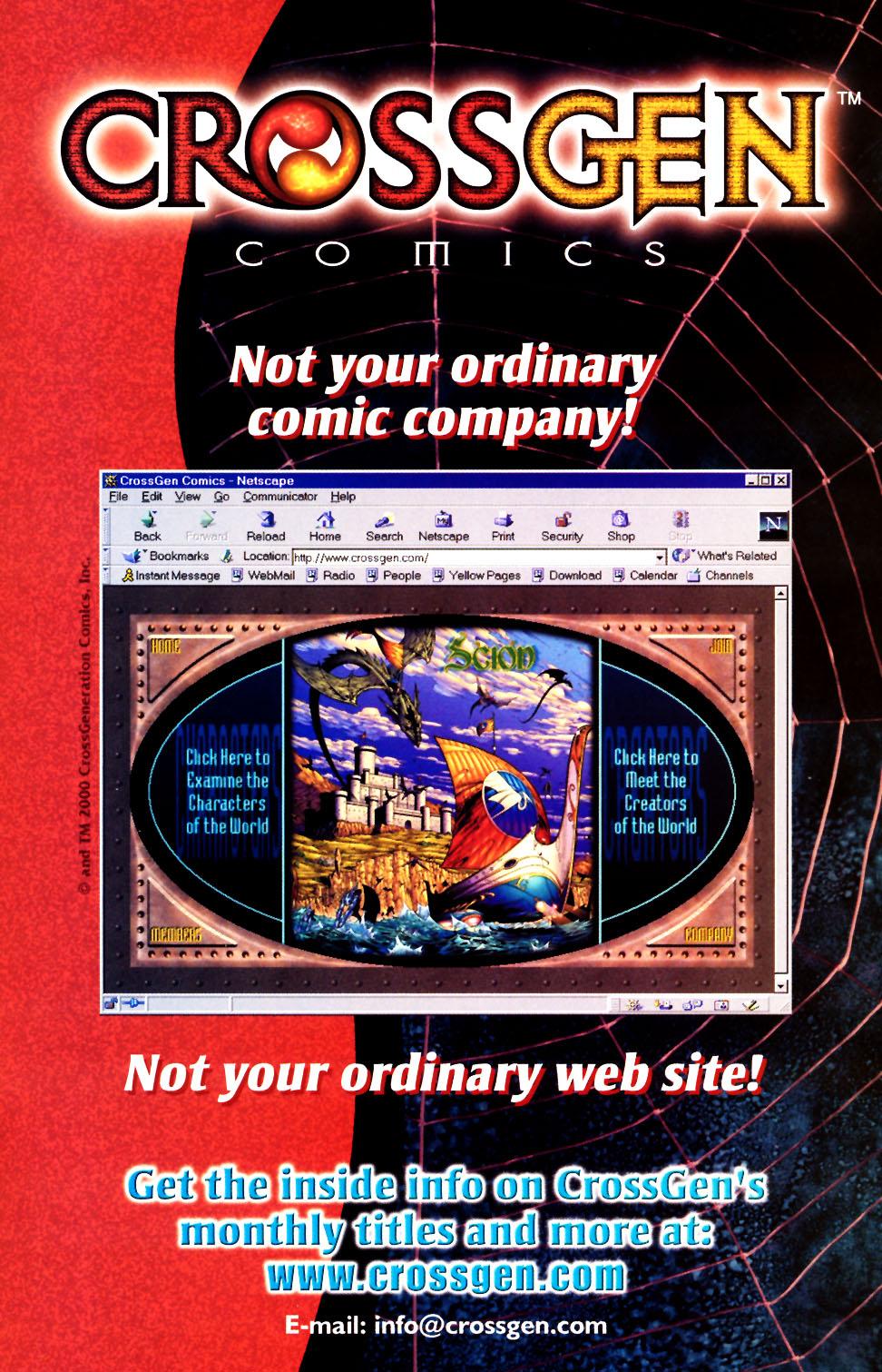Read online Scion comic -  Issue #4 - 33