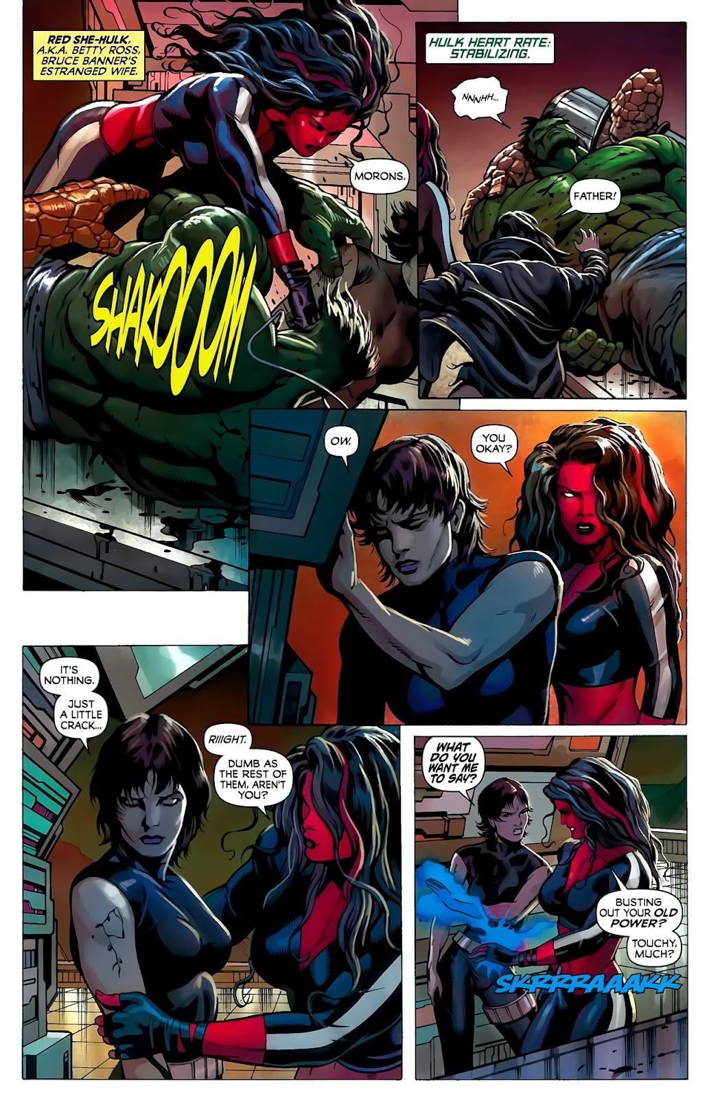 Incredible Hulks (2010) Issue #623 #13 - English 6