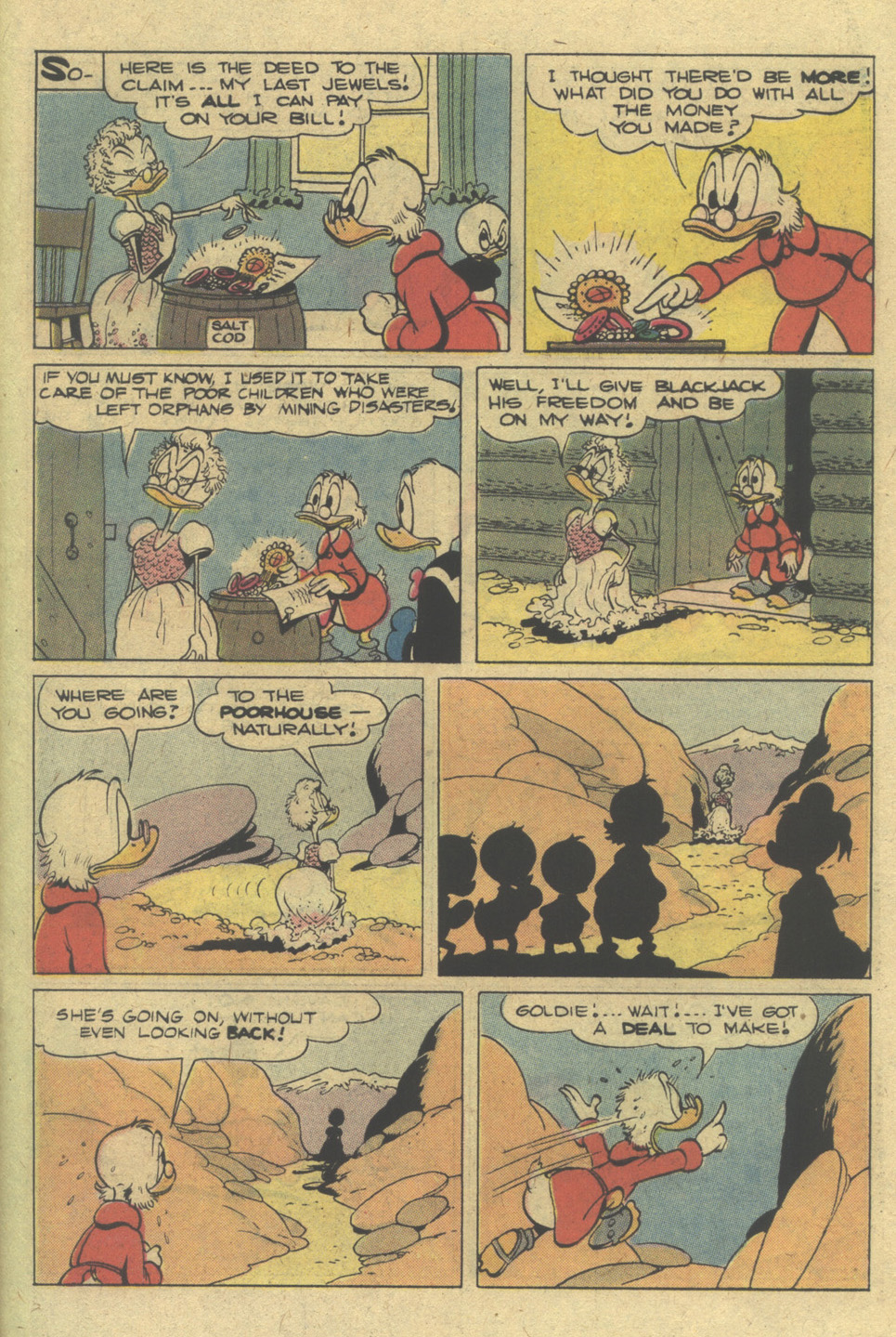 Uncle Scrooge (1953) Issue #142 #142 - English 31