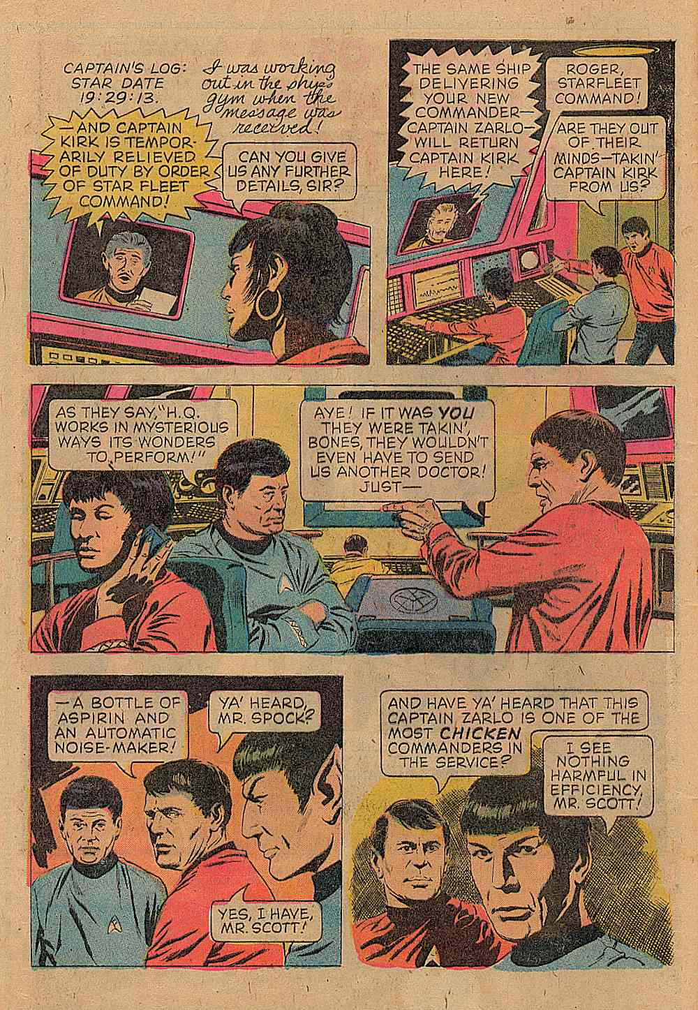 Star Trek (1967) Issue #38 #38 - English 3