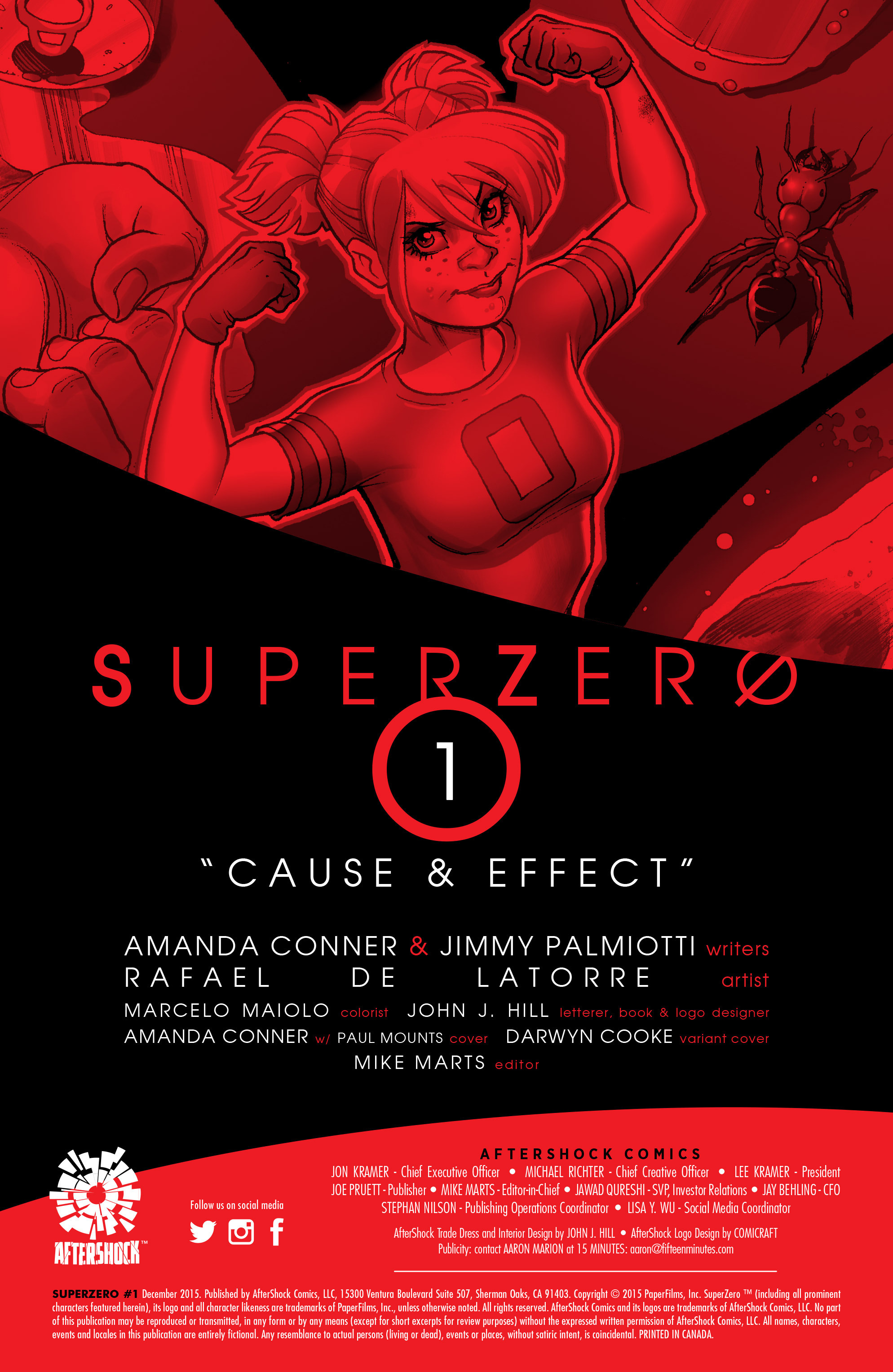 SuperZero #1 #6 - English 5