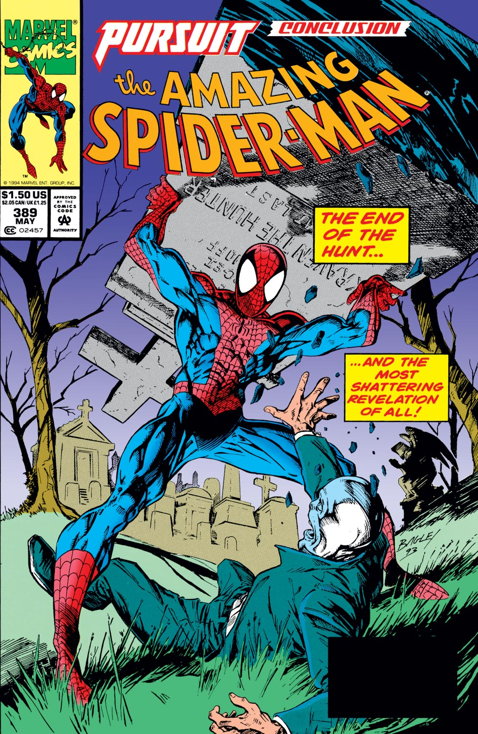 The Amazing Spider-Man (1963) 389 Page 1