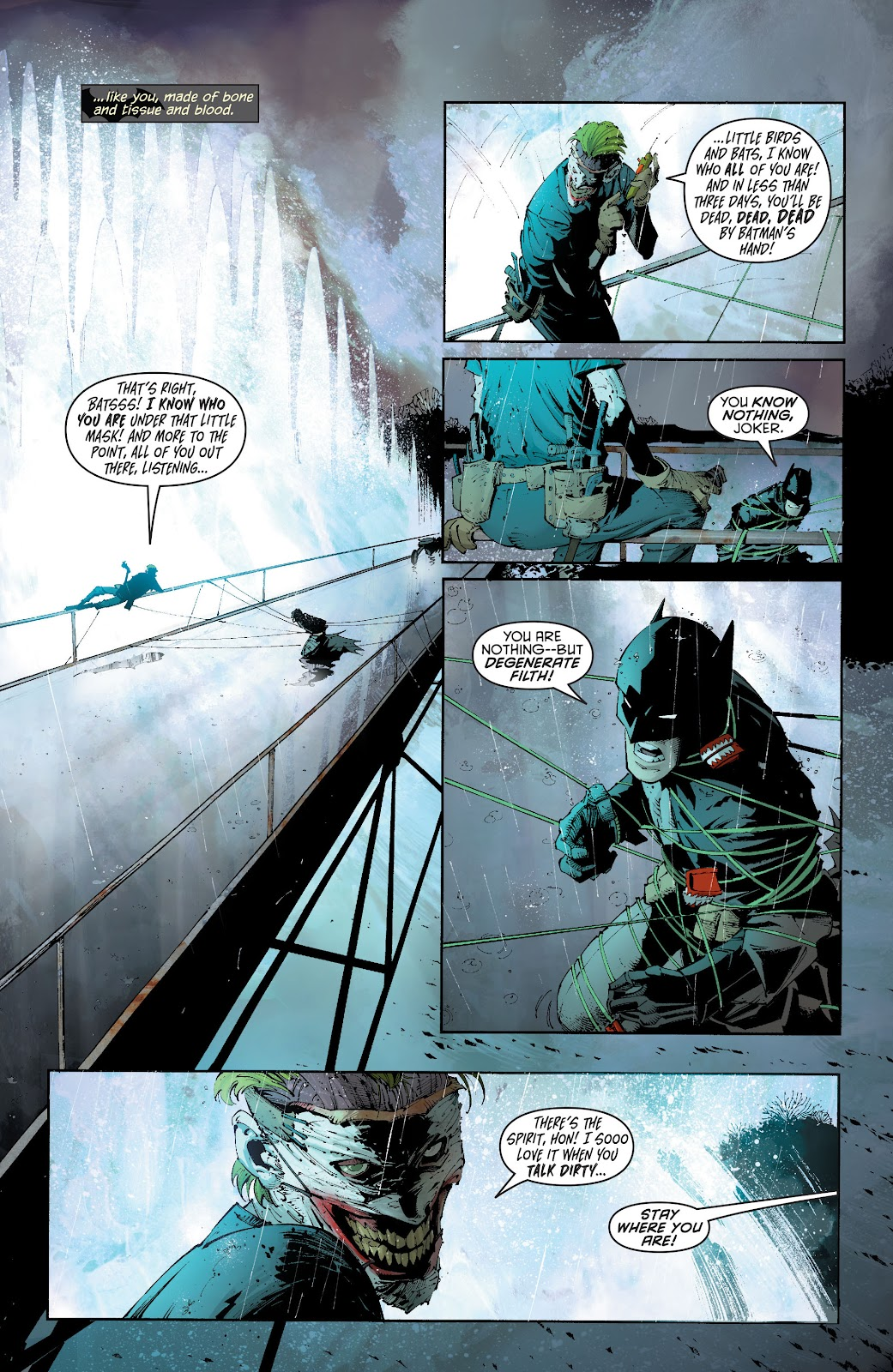 Batman (2011) Issue #15 #30 - English 3