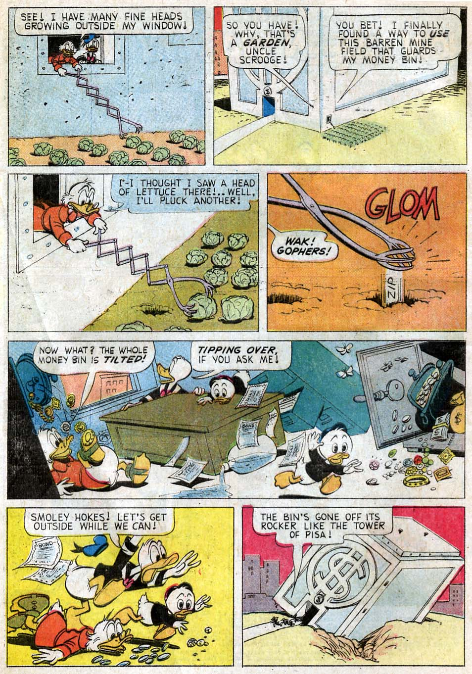 Uncle Scrooge (1953) Issue #51 #51 - English 4