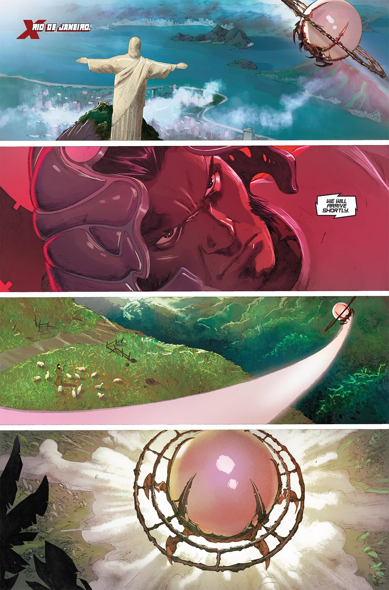 Uncanny X-Force (2010) #9 #28 - English 18