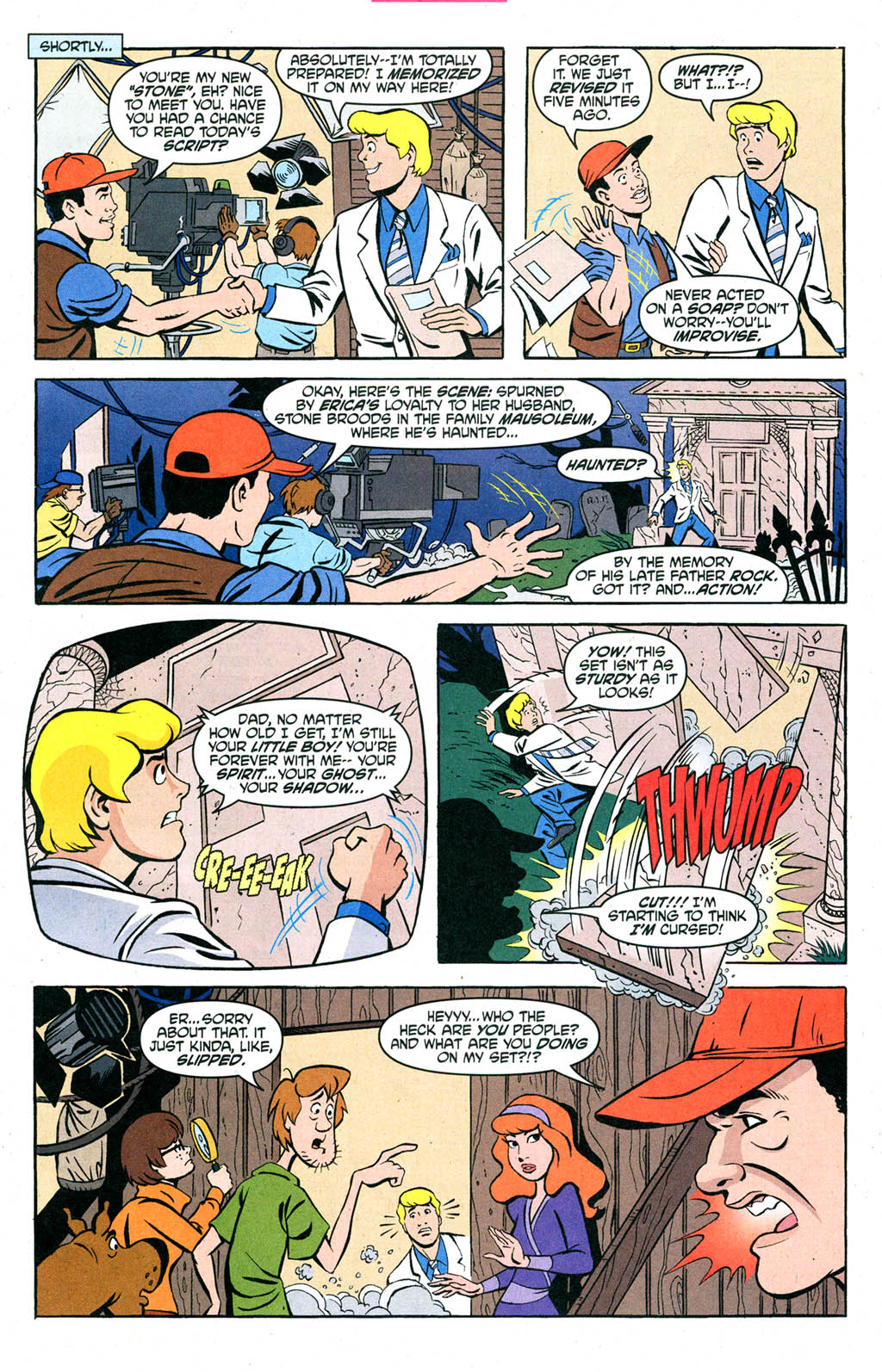 Read online Scooby-Doo (1997) comic -  Issue #90 - 4