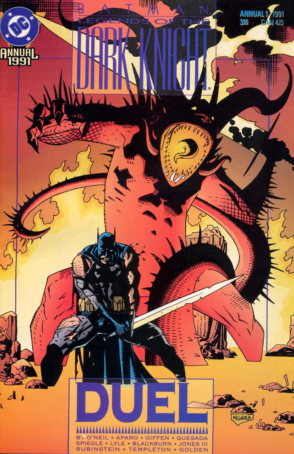 Batman: Legends of the Dark Knight _Annual_1 Page 1