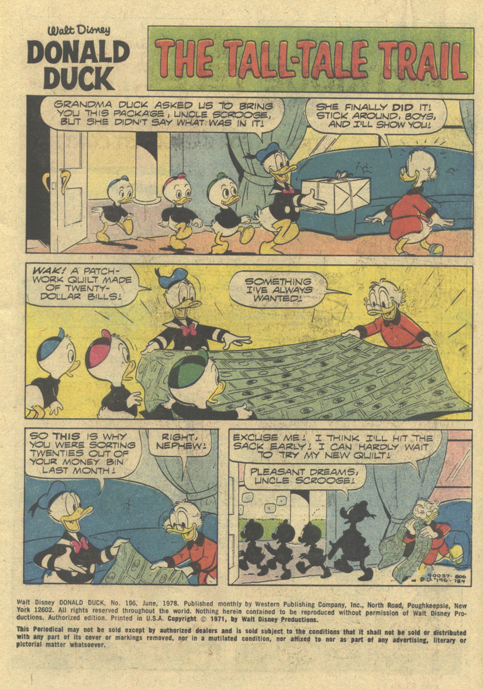 Donald Duck (1962) 196 Page 2