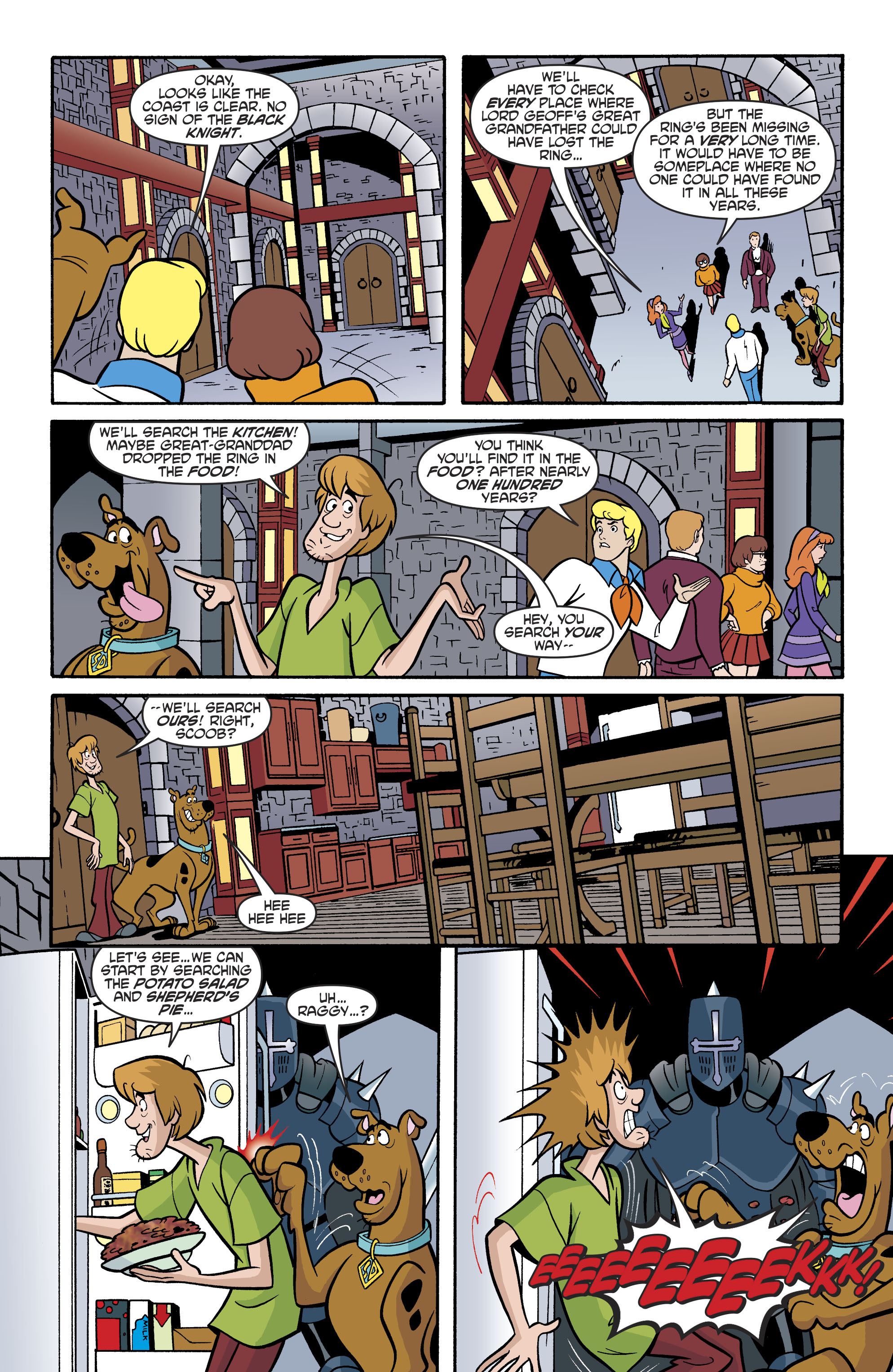Read online Scooby-Doo: Where Are You? comic -  Issue #79 - 18