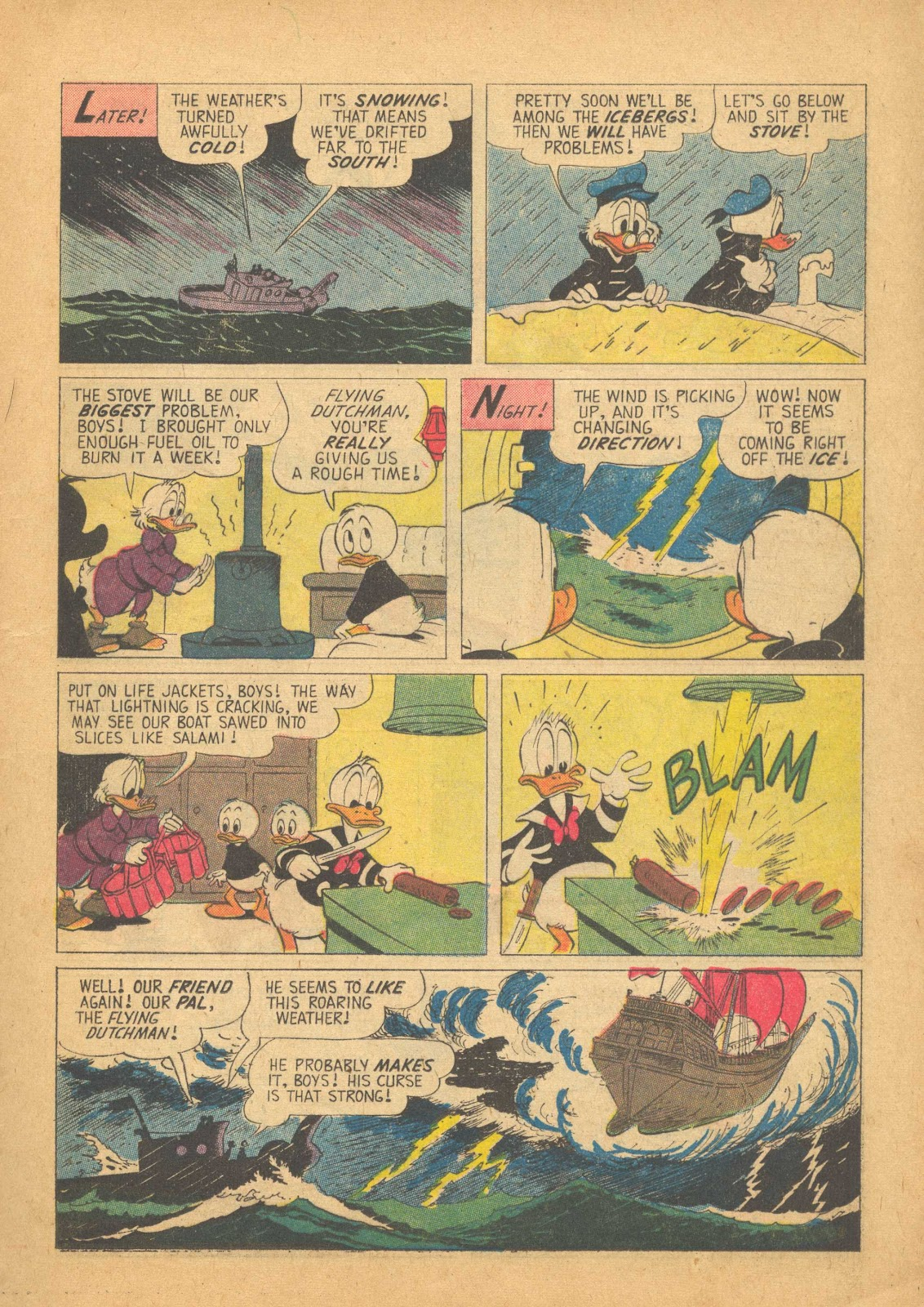 Uncle Scrooge (1953) Issue #25 #25 - English 17