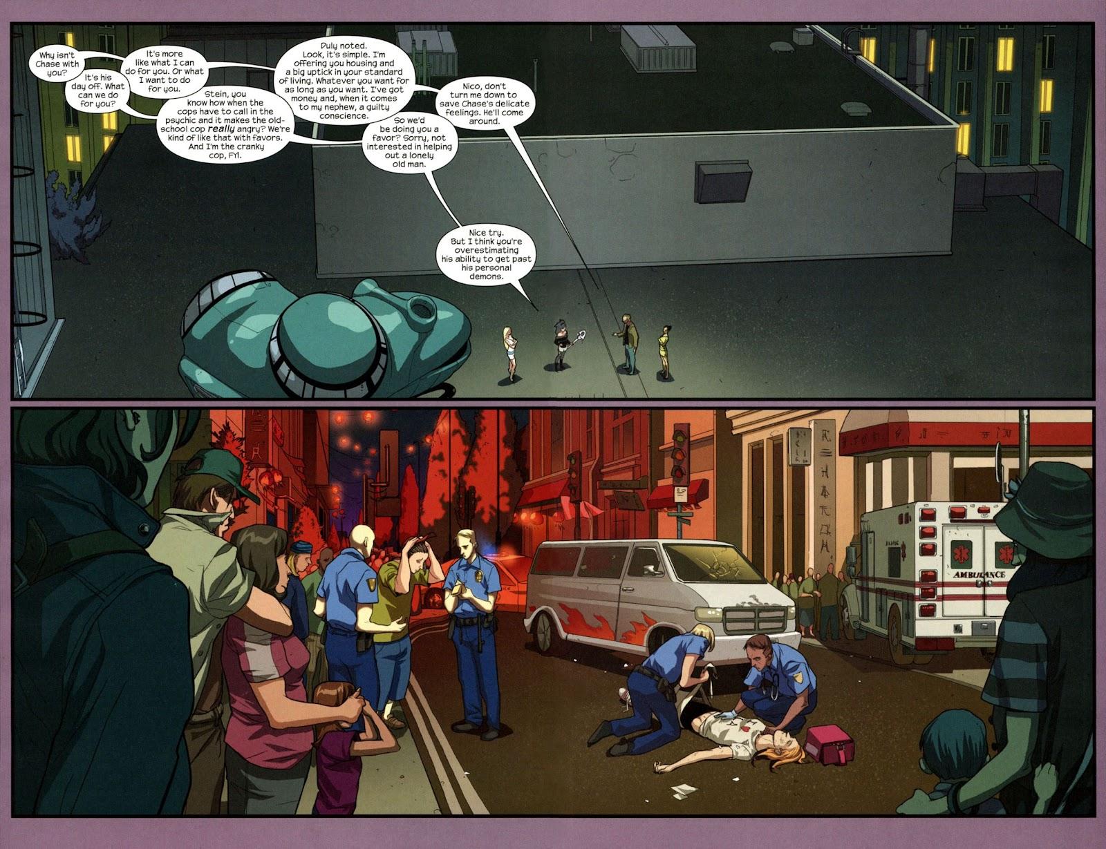 Runaways (2008) Issue #14 #14 - English 19