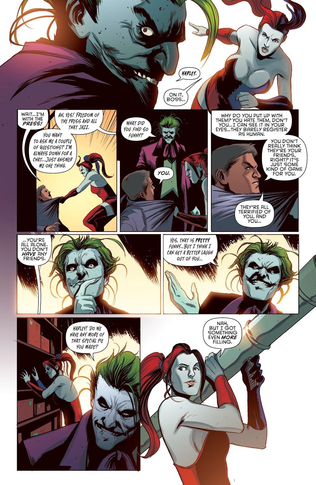 Batman (2011) Annual 3 #13 - English 12