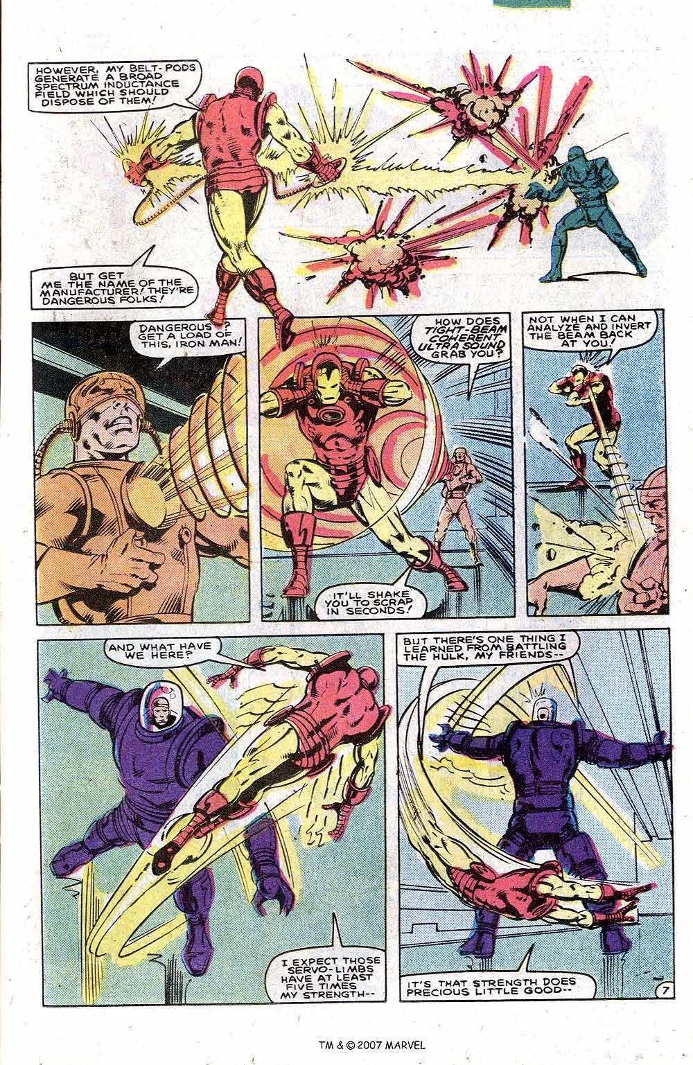 Iron Man Annual 5 Page 11
