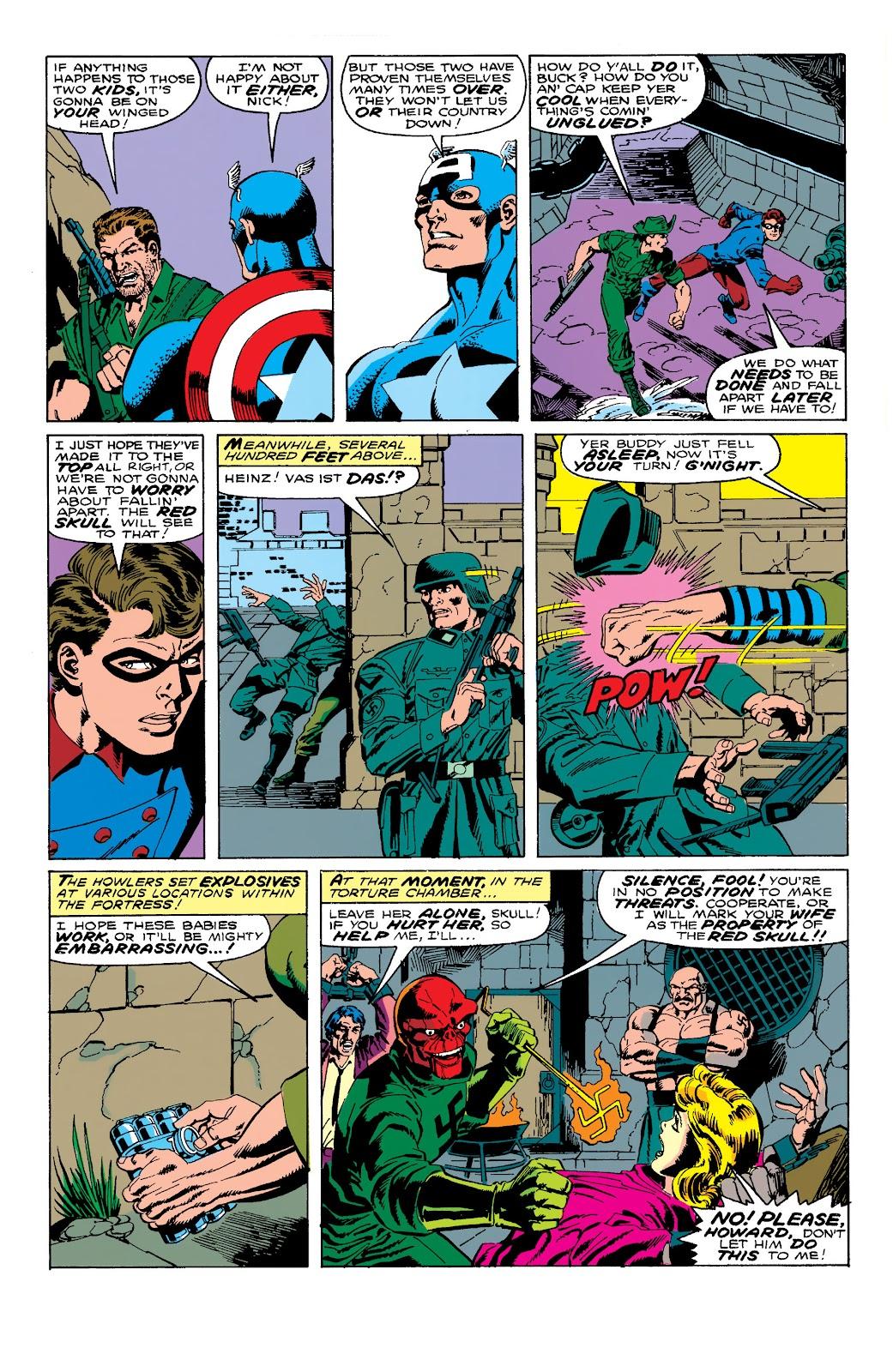 Captain America (1968) _Annual 9 #9 - English 40