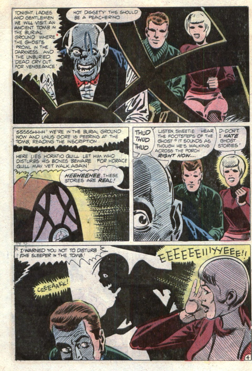 Read online Scary Tales comic -  Issue #14 - 16