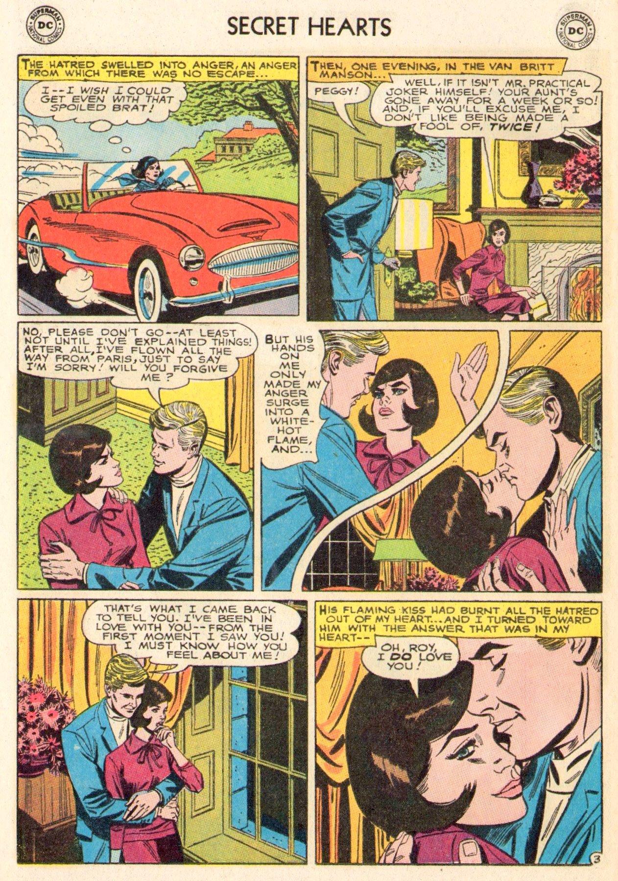 Read online Secret Hearts comic -  Issue #104 - 16
