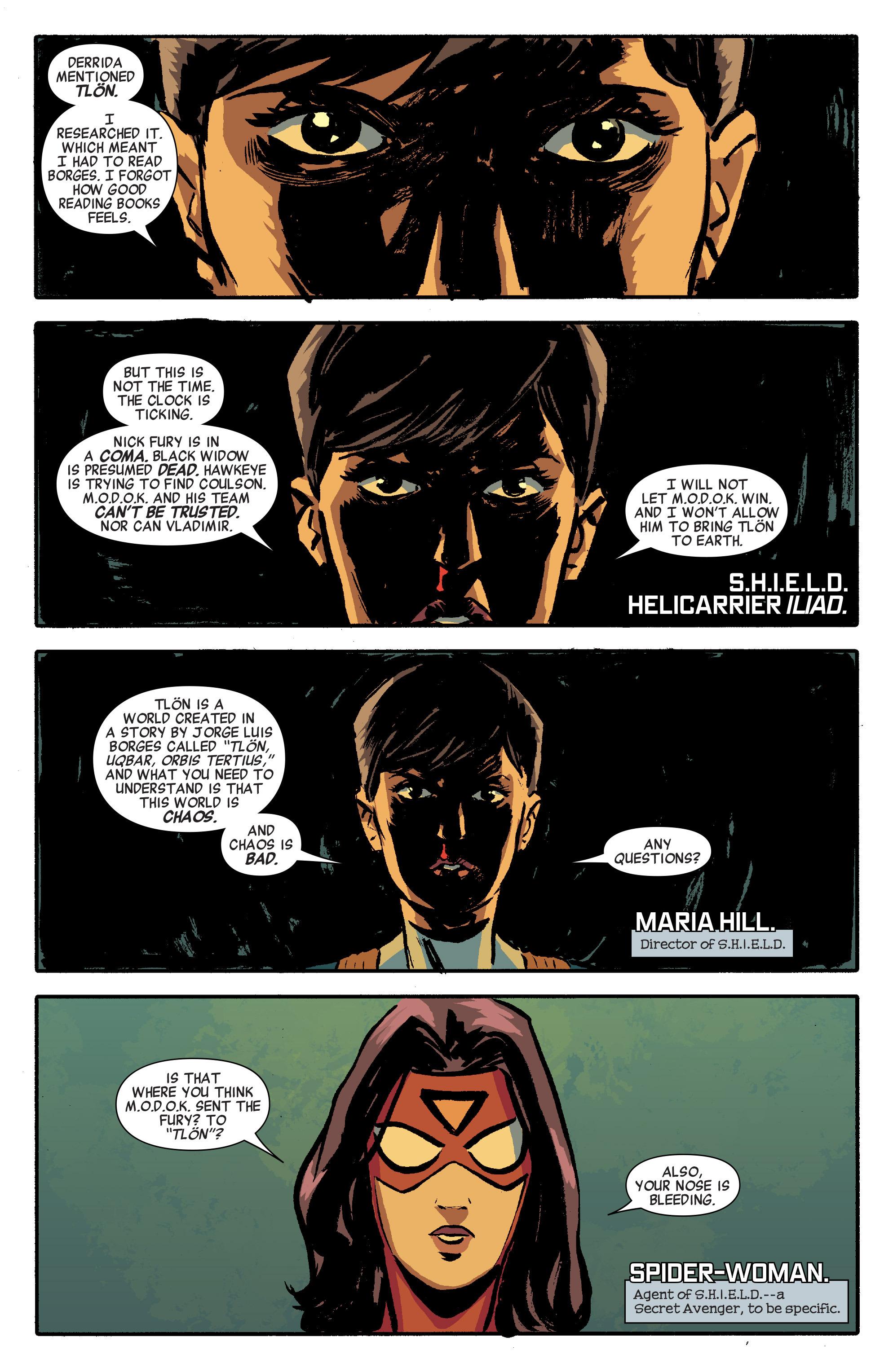 Read online Secret Avengers (2014) comic -  Issue #9 - 3