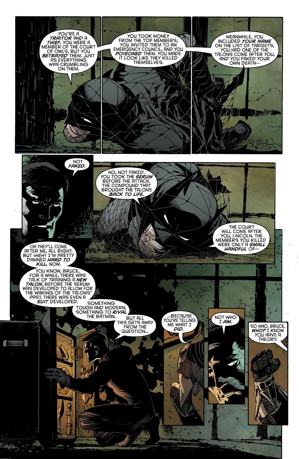 Batman (2011) Issue #10 #25 - English 18