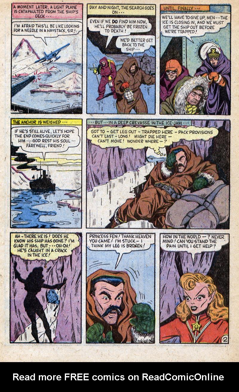 Sub-Mariner Comics #32 #32 - English 4