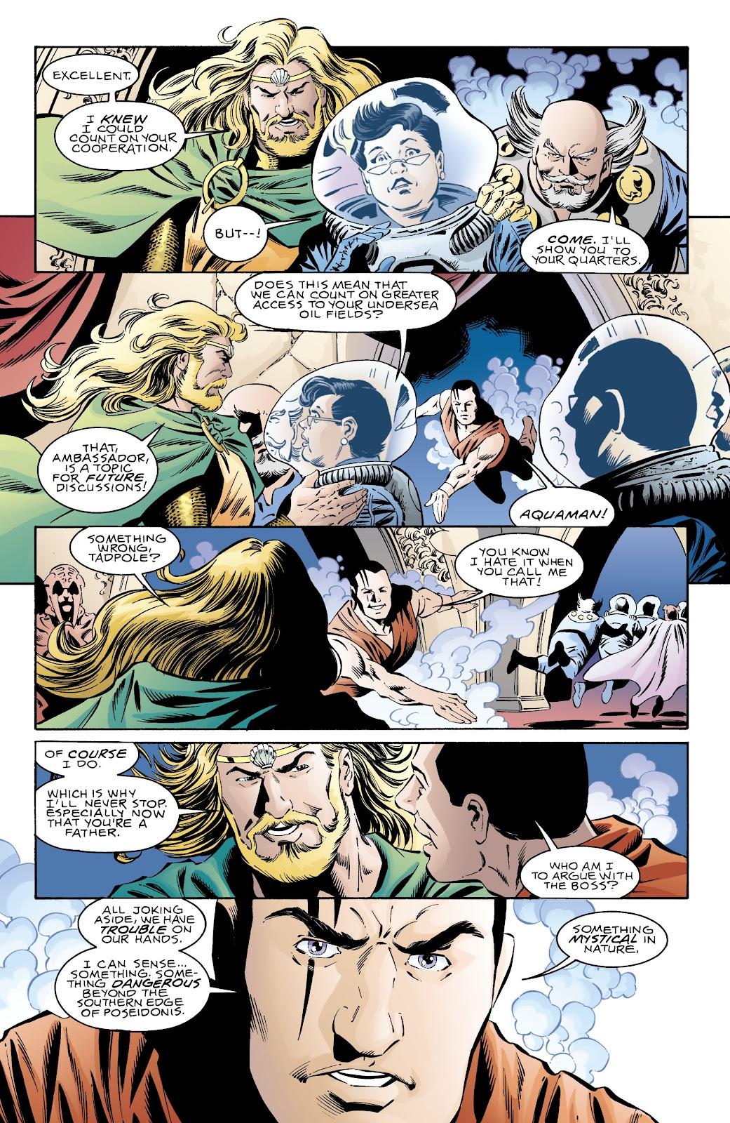 Aquaman (1994) Issue #71 #77 - English 9