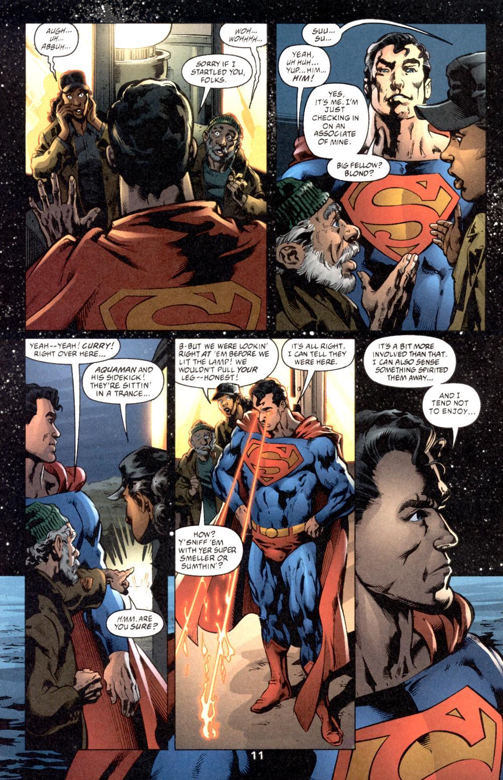 Aquaman (2003) Issue #6 #6 - English 13