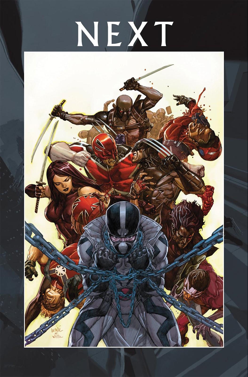 Uncanny X-Force (2010) Issue #19 #20 - English 23