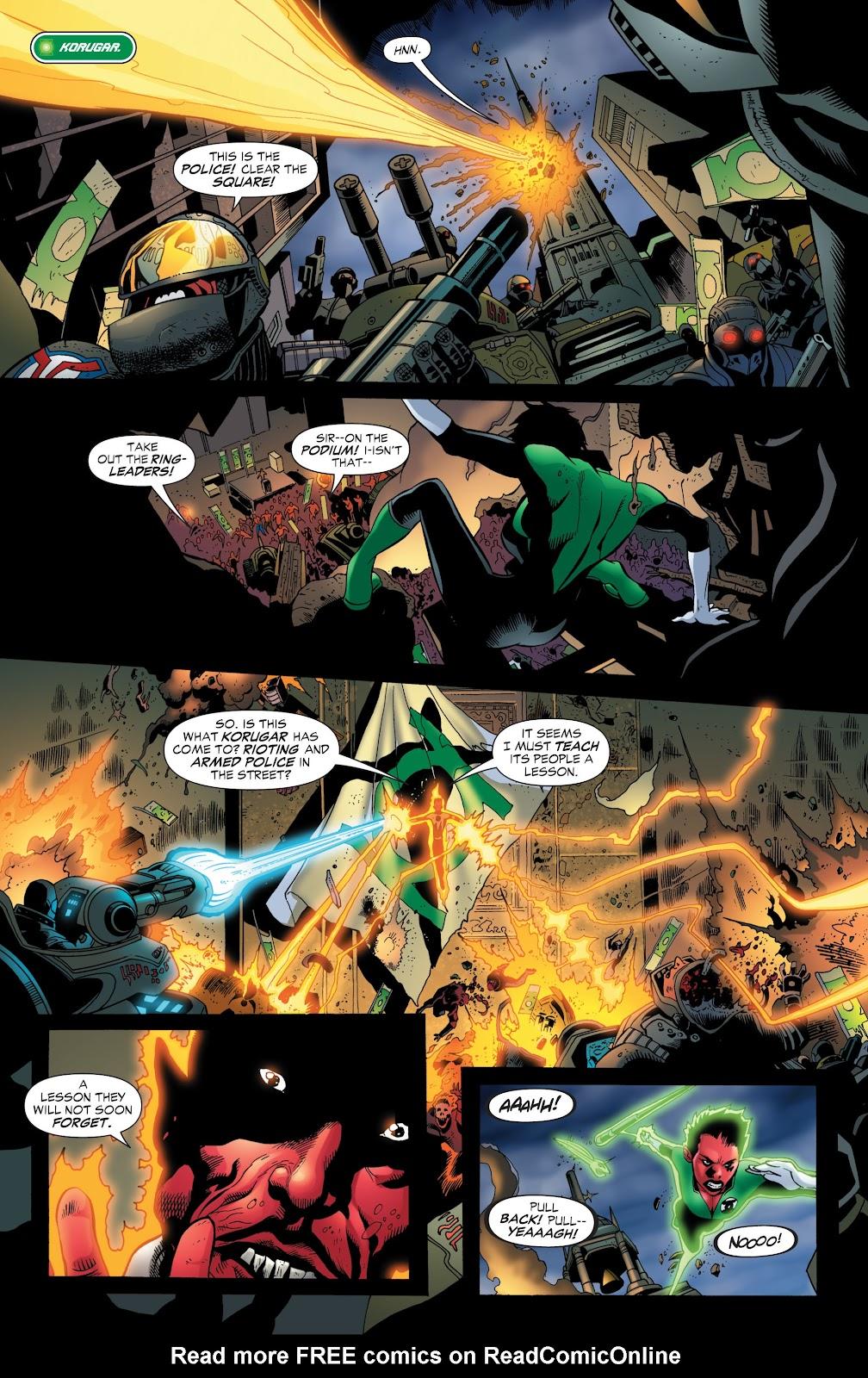Green Lantern: The Sinestro Corps War Full #1 - English 79