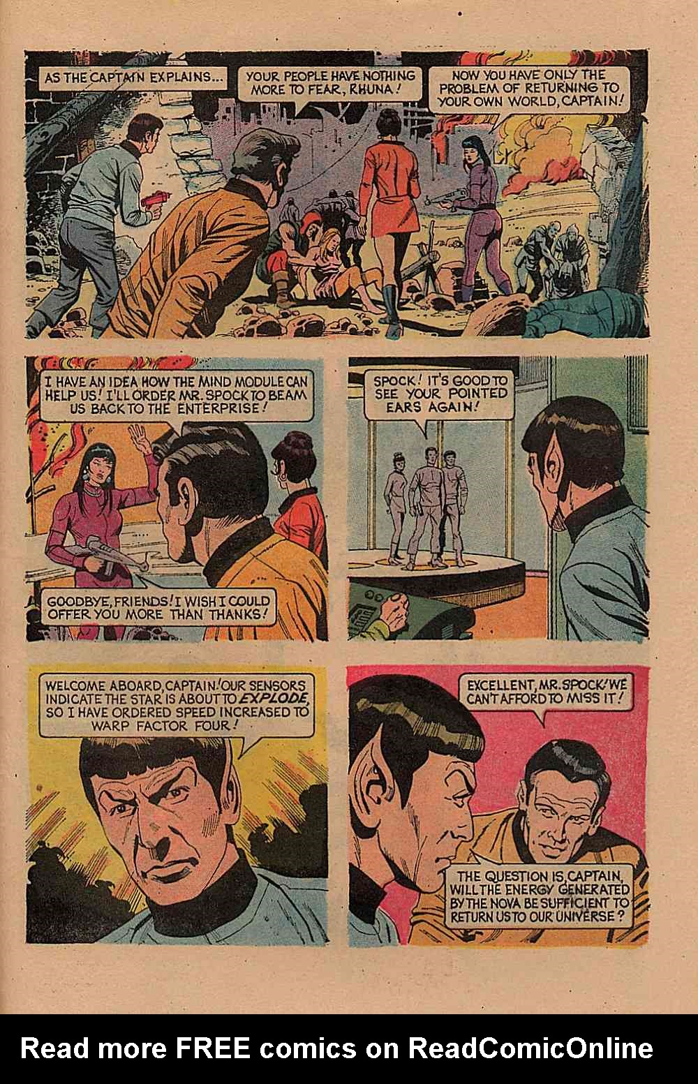 Star Trek (1967) Issue #22 #22 - English 24
