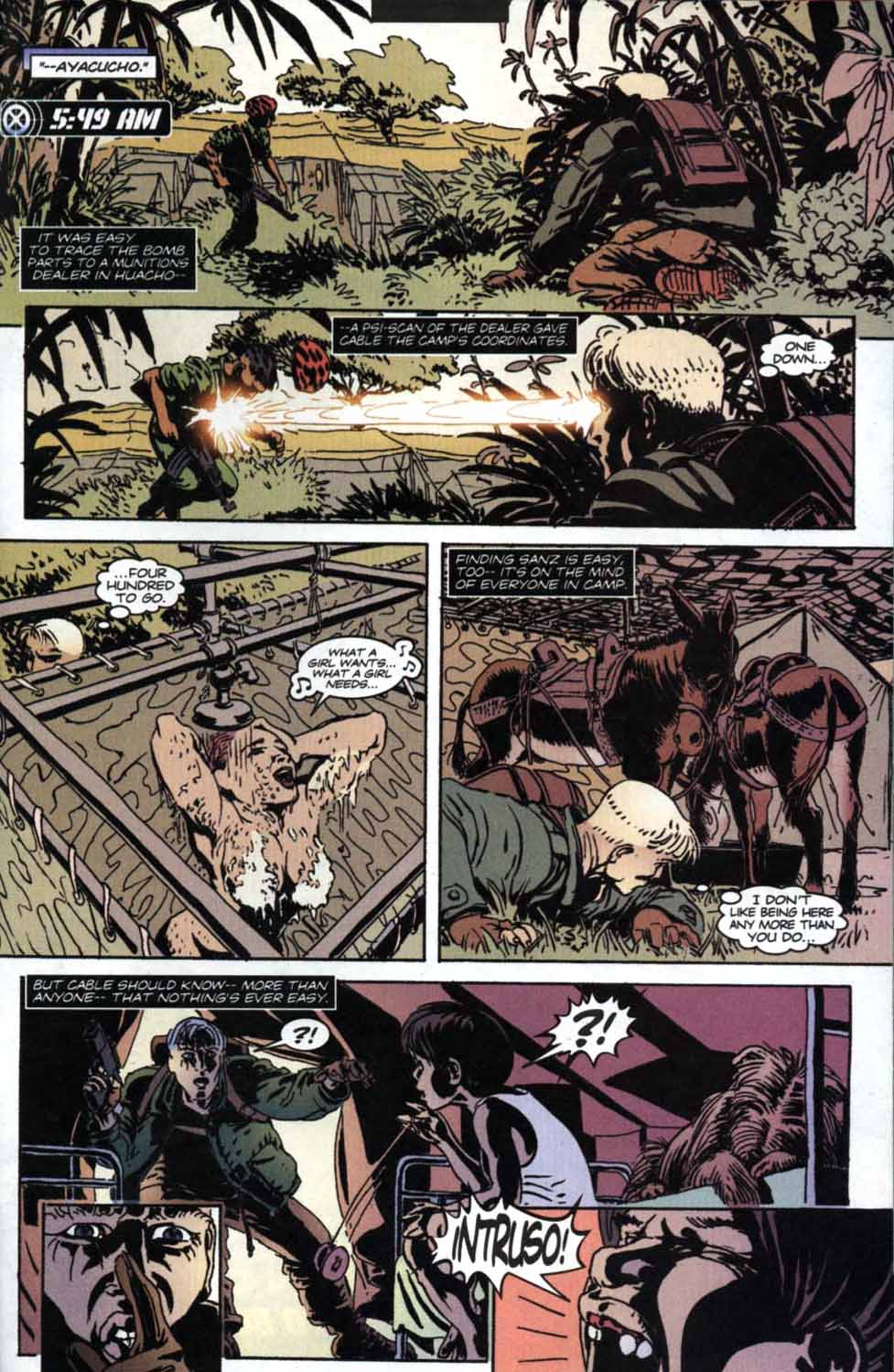 Cable (1993) 97 Page 21